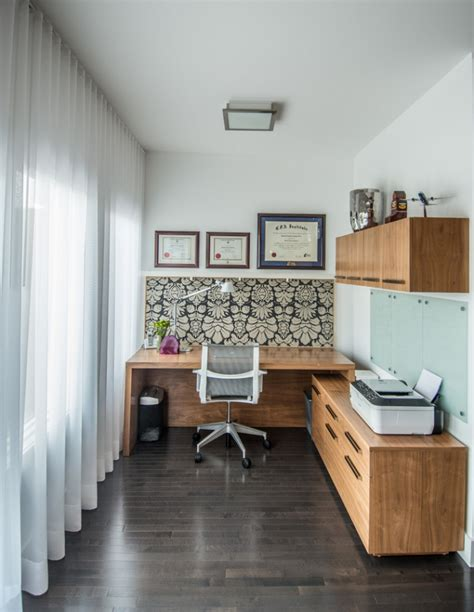18+ Mini Home Office Designs, Decorating Ideas  Design