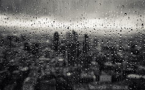 Rain On Window Wallpapers  Wallpaper Cave