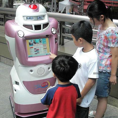 androidoration outsourcing  robots