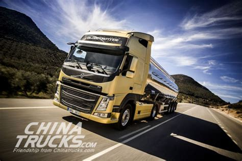 the new volvo fm the ideal all player in volvo trucks range china truck