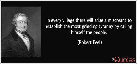 village   arise  miscreant  establish