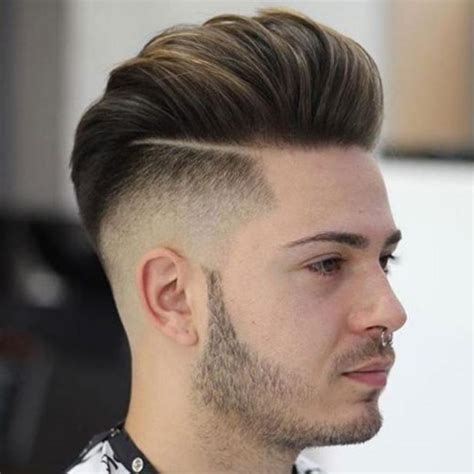 short hairstyles  men improb