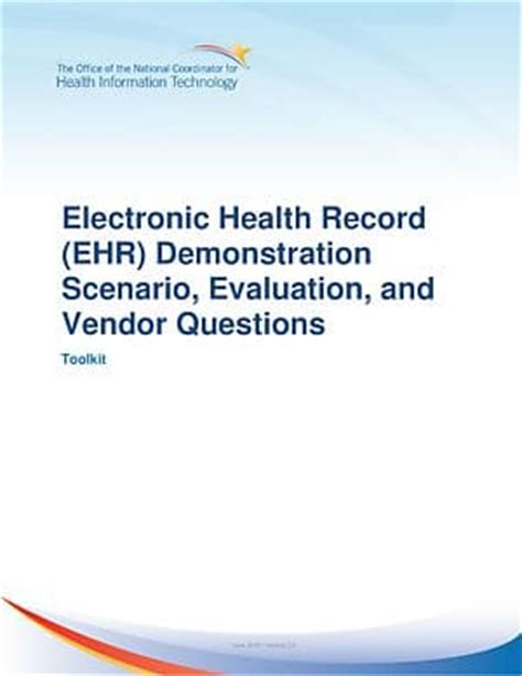 electronic health records health  playbook