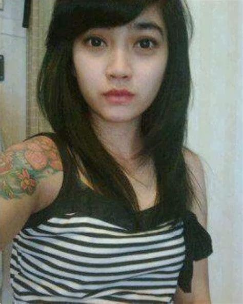 hot indonesian girls  tattoos pics jakartabars