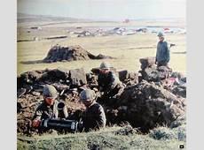 Morteros argentinos en Malvinas ~ FDRA Malvinas