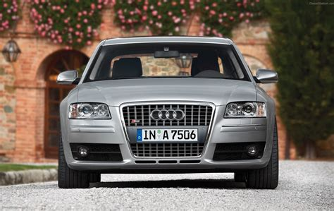 Audi S8 2005 Widescreen Exotic Car Picture 001 Of 66