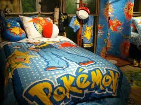 pokemon bedroom decor theme ideas