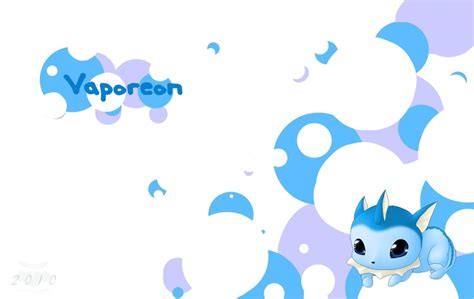 vaporeon wallpaper wallpapersafari