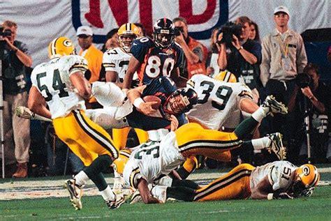 Super Bowl Xxxii Jan 25 1998 Super Bowl Moments