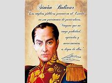 Simon Bolívar imágenes de su vida con frases Banco de