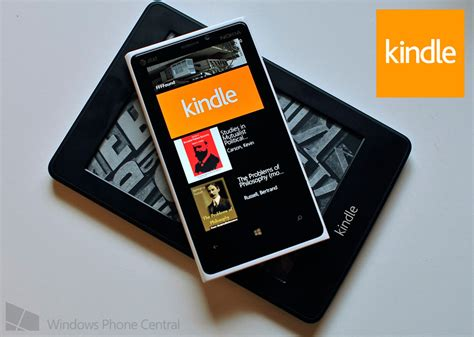 updates kindle for windows phone 8 to include fast app resume new live tile and more