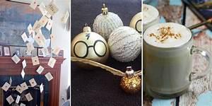 Deco Harry Potter Anniversaire : no l sp cial harry potter les 15 astuces d coration ~ Melissatoandfro.com Idées de Décoration