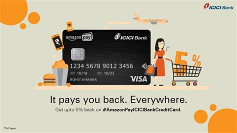 We would like to show you a description here but the site won't allow us. Amazon Pay ICICI Bank Credit Card Review | CardInfo