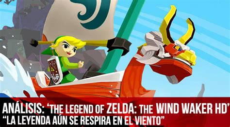 Análisis 'the Legend Of Zelda The Wind Waker Hd