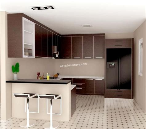 Kitchen Set Fungsi Lebih Dinamis  Nota Furniture