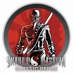 Warrior Shadow Icon Classic Redux Deviantart Blagoicons