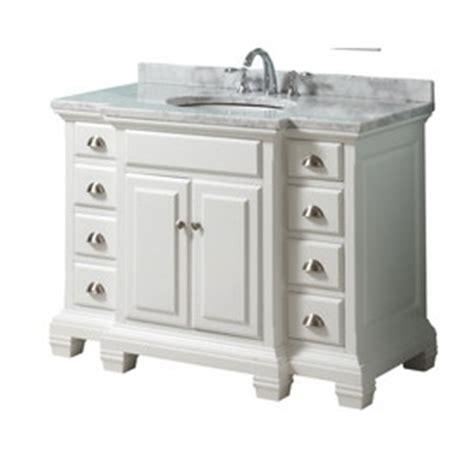 allen roth bathroom vanity tops shop allen roth vanover white undermount single sink