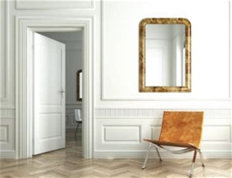 miroir mural fixer un miroir au mur pratique fr