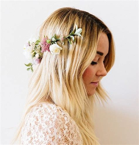20 foršas idejas Līgo vainagiem | Fall wedding hairstyles ...