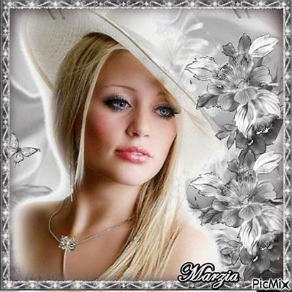 Elegant Woman Picmix