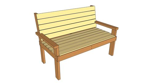 parkbenchplans park bench plans  outdoor plans diy shed wooden playhouse