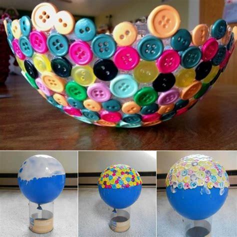 bowl ideas diy ideas balloon bowl diy yarn bowls craf5