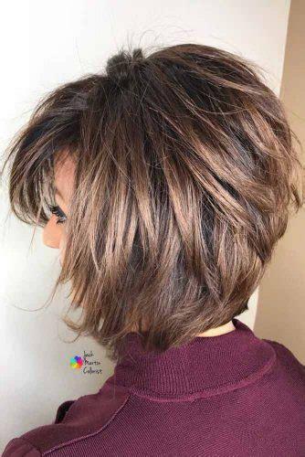55 Stylish Layered Bob Hairstyles LoveHairStyles com