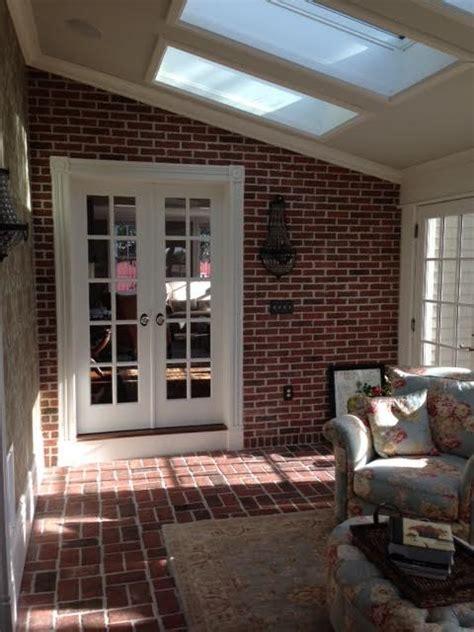 sunrooms inglenook brick tiles brick pavers thin