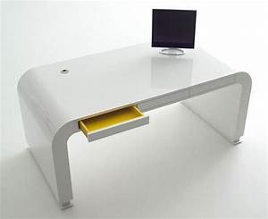 3 Simple White Home Office Furniture Ideas | A Home Decors