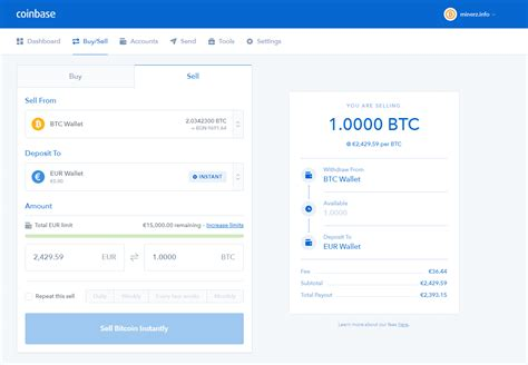The decentralized nature of bitcoin and other cryptocurrencies makes it simpler to make transactions. How to sell bitcoin on coinbase reddit