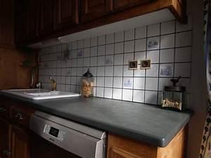 Plan De Travail Com : plan de travail en ardoise exemples de r alisations en photo ~ Melissatoandfro.com Idées de Décoration