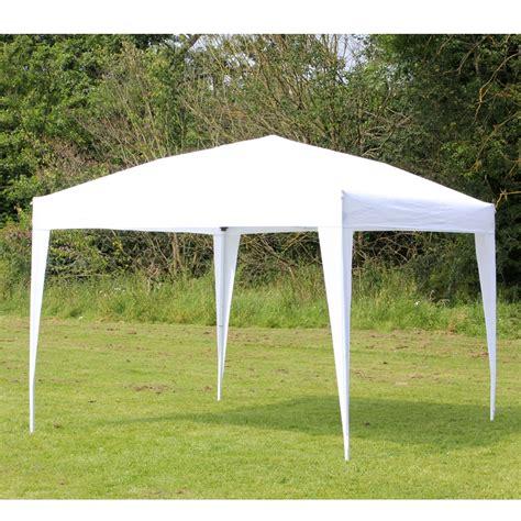 palm springs ez pop  white canopy gazebo tent  walmartcom walmartcom