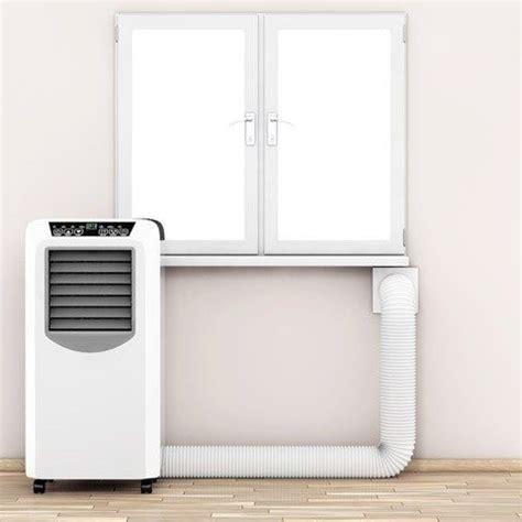 portable air conditioner venting options   vent  portable ac unit
