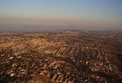 Witbank Africa South Mpumalanga Emalahleni Suburbs Aerial