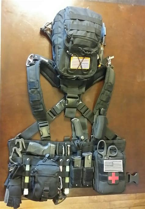 survival tactical gear carrier plate kit clothing combat military bag chest rig backpack vest prepping tac urban loadout setup equipment