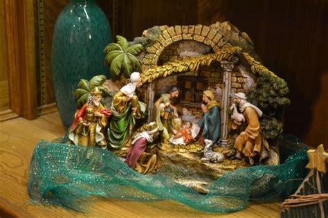 Home Interior Nativity Set 5260 : Nativity Sets Tell The Good News