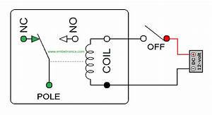 8051 relay interfacing by using uln2803 embetronicx With working of relays