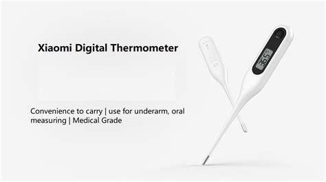 xiaomi medical grade oral  arm digital thermometer