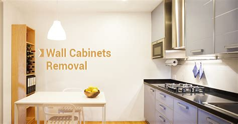 how to remove kitchen wall cabinets how to remove wall cabinets redbins 8870
