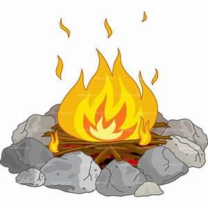 Campfire clipart, Download Campfire clipart