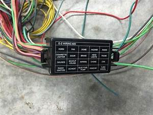 Sell Ez 20 Wiring Harness And Switch Panel Motorcycle In