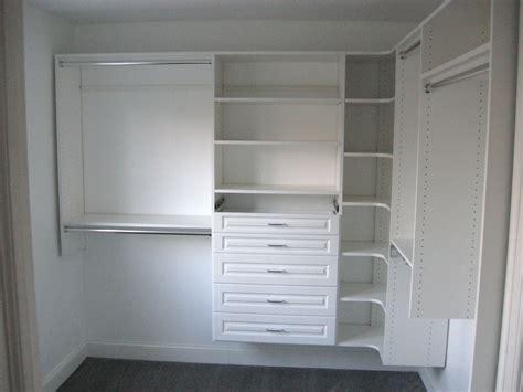 closet easycloset organizer   storage system ideas