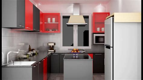 Modular Kitchen Designs For Indian Homes!  Youtube