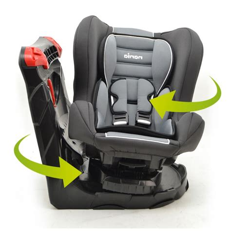 siege auto groupe 1 2 3 pivotant inclinable meilleurs sièges auto pivotants axiss fix dualfix