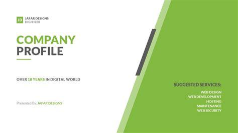 company profiels template company profile template great printable calendars