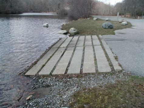 Public Boat Launch Ct by Deep Long Pond Boat Launch
