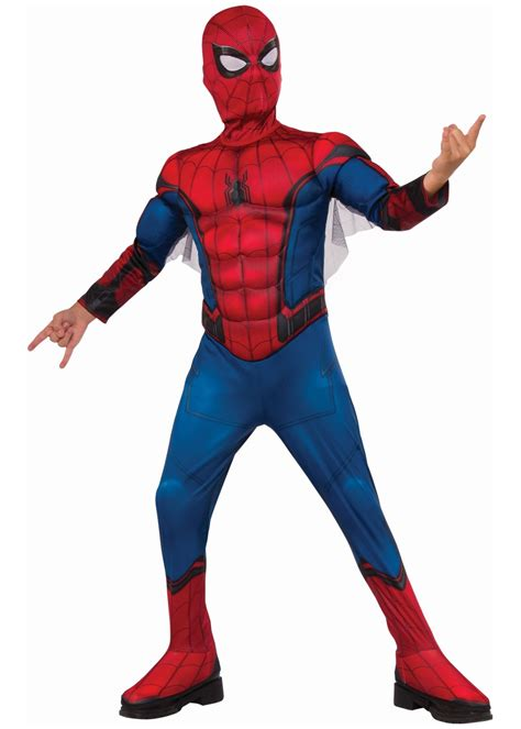 spiderman homecoming boys costume superhero costumes