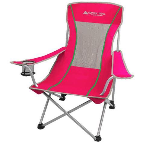 Ozark Trail Oversized Mesh Lounge Chair by Ozark Trail Sling Mesh Chair Walmart