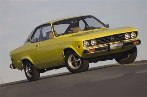 1974 Opel Manta For Sale by 1974 Opel Manta Photos Informations Articles