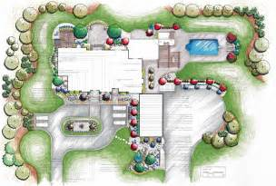 get a home plan landscape design let 39 s landscape together